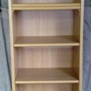 本棚、収納棚の画像