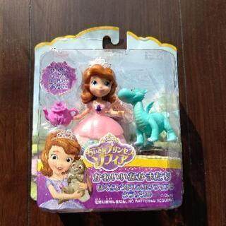 ソフィア と クラックル おもちゃ ドール