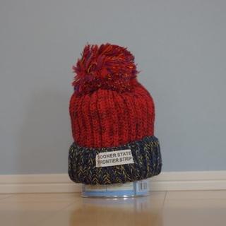 女性用ニット帽(未使用品)