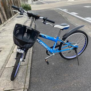 ジュニア用 自転車  ラパ2 24型