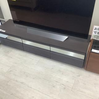 ダークブラウンカラー テレビボード【トレファク堺福田店】