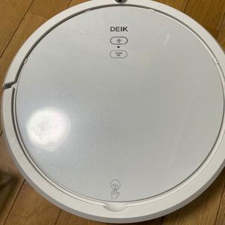 DEIK  ロボット掃除機