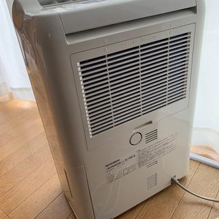 三菱衣類乾燥機除湿機 MJ-100-EX-W 引き取り可能な方に無料で
