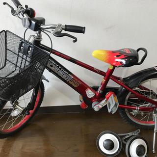 自転車 16インチ カーズ - 流山市