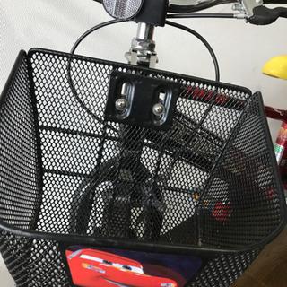 自転車 16インチ カーズ - 自転車