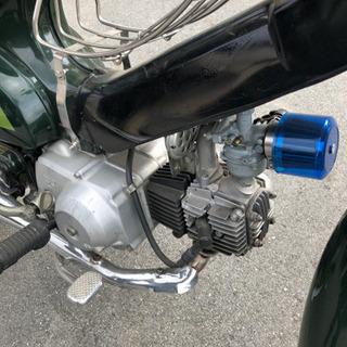 ホンダ スーパーカブ90 - バイク