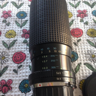 tokina100-300mm 1:5.6レンズ