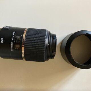 【超美品】TAMRON 単焦点マクロレンズ SP90mm F2....