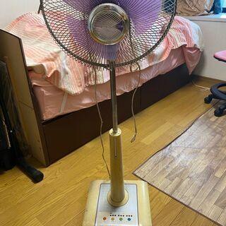 【ネット決済】古い扇風機です