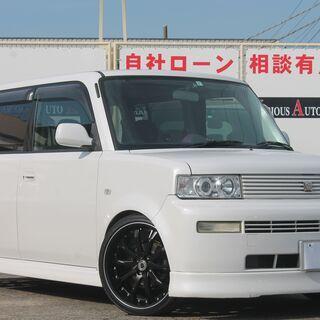 個人分割相談あり✴️月々3万円~✴️トヨタbB✴️15年式✴️車...