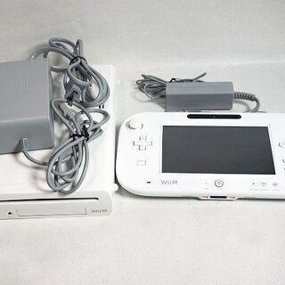 【苫小牧バナナ】任天堂/NINTENDO Wii U 本体+ゲー...