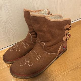 インディアン ブーツ