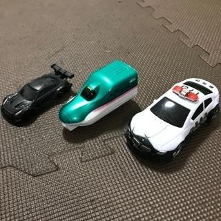 【ネット決済】GTR はやぶさ パトカー