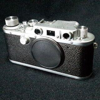 ライカカメラ ライカIIIB型 フィルムカメラ