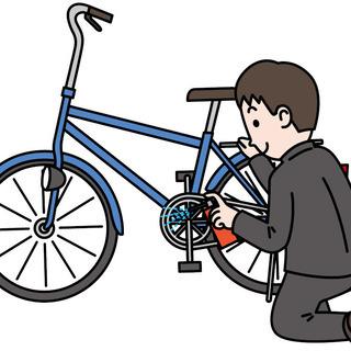 自転車の修理(ママチャリ・MTB・クロスバイク・折り畳みなど)