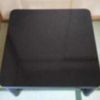 【取引中】コタツ ジャンク あげます  75cm×75cm高さ36cm 正方形 - 泉大津市