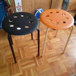 IKEA MARIUSスツールチェア椅子