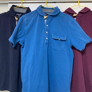 ポロシャツ3色セット