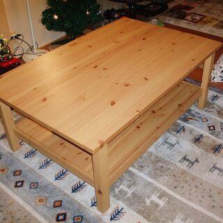 イケア ローテーブルの画像
