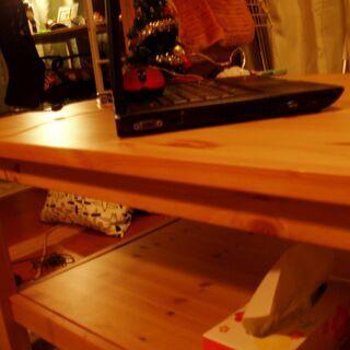 イケア ローテーブル - 家具