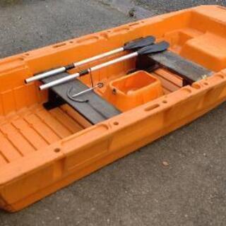 3人乗りボート