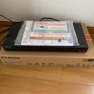FUNAI  Blu-rayレコーダー