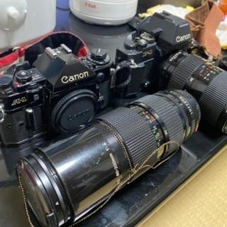 Canon A-1 F-1