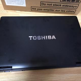 【ジャンク扱い】東芝i5搭載ノートPC