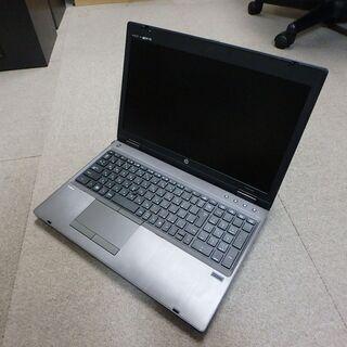 パソコン ノートパソコン☆HP 6560b☆No.0058 12 14