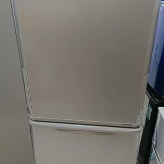 【クリーニング済】シャープ350L 3ドア冷凍冷蔵庫「SJ-WA...