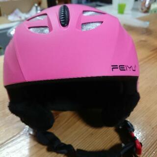 スキー、スノボ用ヘルメットsizeM