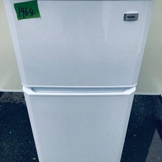 ✨高年式✨1964番 Haier✨冷凍冷蔵庫✨JR-N10…