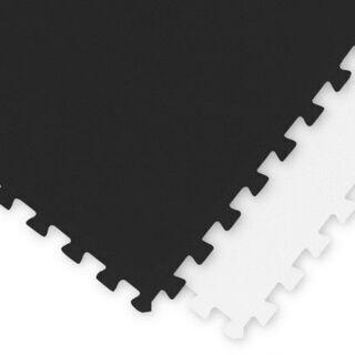 ★ジョイントマット ブラック&ホワイト 計45枚②