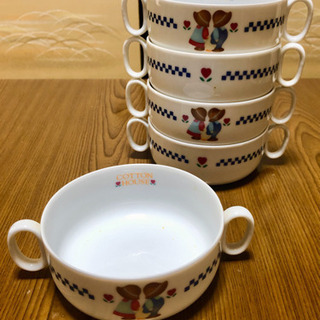 スープ皿 5枚