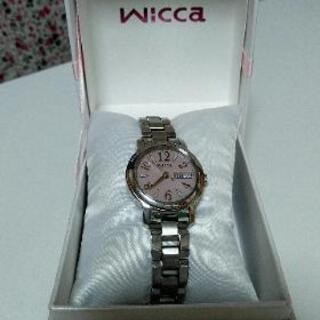 シチズン Wicca レディース 腕時計