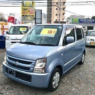 コミコミ18万円スズキ ワゴンR 車検2年付 660㏄ FX 内...