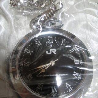 オリジナル懐中時計【JR東日本発足20周年謝恩新幹線スタンプラリー】