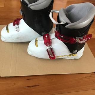 スキー靴18cmの画像