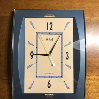 カチカチ鳴らない 微音壁掛け時計 サイレントクォーツ ウォールクロック