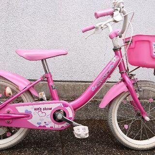 子供用自転車 16型