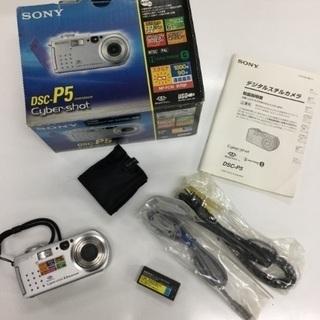 【格安❗️】デジタルカメラ SONY サイバーショット