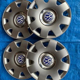 VW ビートルのホィールキャップ