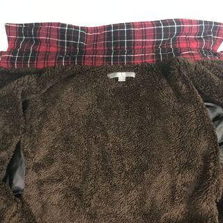 ユニクロ(UNIQLO) 内ボアネルシャツ サイズ:XL