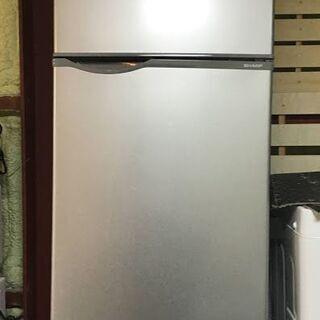 【年始特別SALE】冷蔵庫 SHARP SJ-H12Y-S 中古
