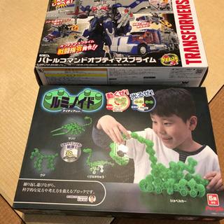 【ネット決済・配送可】おもちゃセット