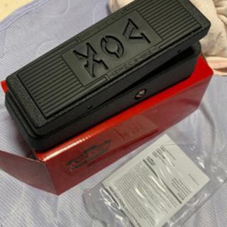 ①VOX ヴォックス ワウ・ペダル V845