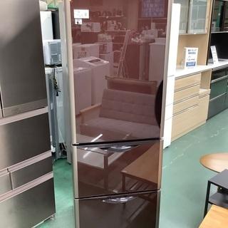 安心の一年保証付!! HITACHI  3ドア冷蔵庫 R-S38...