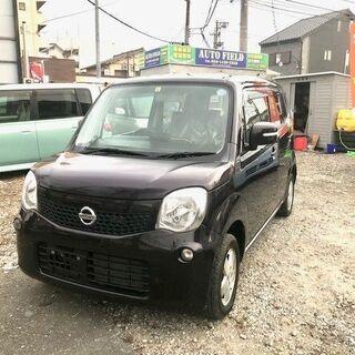 コミコミ34万円 日産 モコ X 車検2年付 660㏄ 内外装シ...
