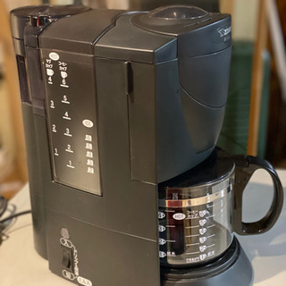 コーヒーメーカー 象印EC-VL60 2017年購入