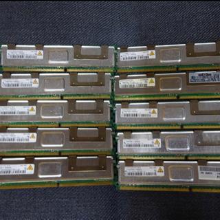 (M3-00) PCメモリ 512MB 10枚セット 現状…